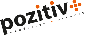 POZITIV Webdesign + Artwork